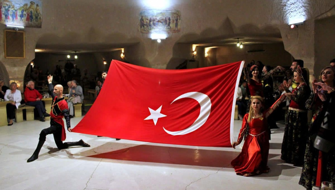 1001 Turkish Night Dinner Show in Cappadocia