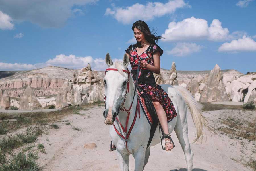 Horseback Riding Experience in Cappadocia