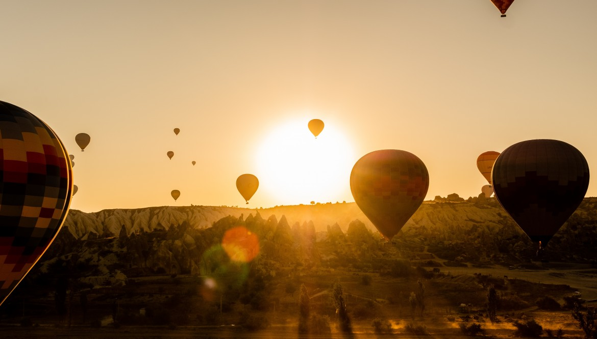 Discover the Beauty of Cappadocia by Hot Air Balloon