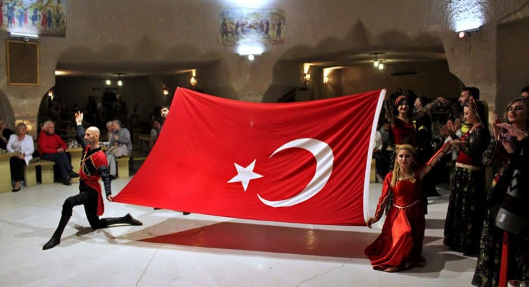 1001 Turkish Night Dinner Show in Cappadocia