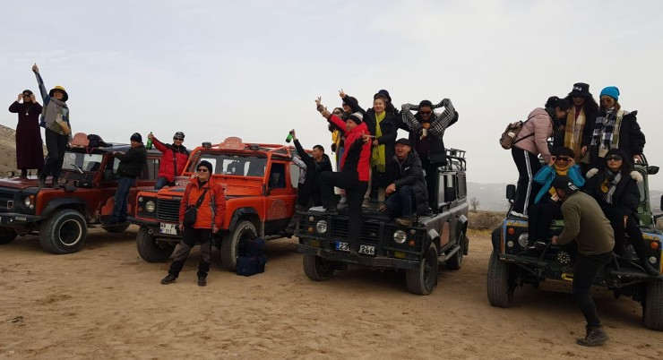 Cappadocia Adrenaline Tour