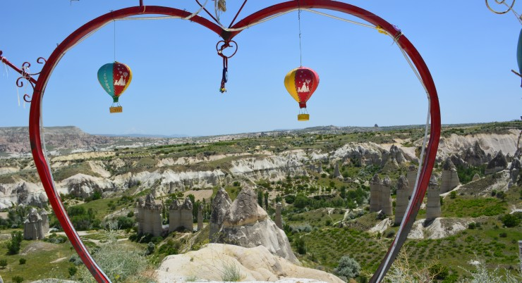 Land of the Lovers Cappadocia