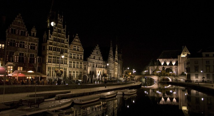 Benelux France Germany Tour